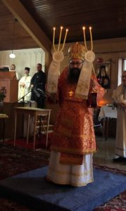 Metropolitan Gregory 2021 Visit-St. Nicholas Orthodox Church Scarborough, English Language Orthodox Church Toronto, Orthodox Services in English